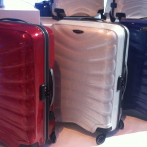 Samsonite introduceert stijlvolle en sportieve Firelite koffers